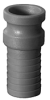 Part E Male Adapter x Hose Shank -Image