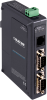 2-Port Industrial Serial Device Server -- LES422A -- View Larger Image