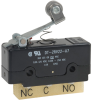 Snap Action, Limit Switches -- 480-2460-ND -Image