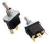 NT Series Toggle Switch, 1 pole, 2 position, Quick Connect terminal, Standard Lever -- 1NT91-2 - Image