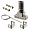 D-Sub, D-Shaped Connectors - Backshells, Hoods -- 1003-2386-ND - Image