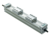Mechanical Linear Actuator (Dual Carriage, Dual Shaft, Customized Stroke) -- MAUX5040DW - Image
