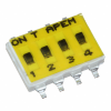 DIP Switches -- 679-4028-ND -Image