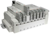 Manifold Bases, Sub Bases & End Bases for Pneumatic Control Valves -- 8386725.0