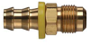 Brass Push-on Fitting - Male JIC 37 Degree -Image