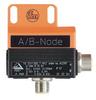 AS-Interface dual sensor for pneumatic quarter-turn actuators -- AC2317 -- View Larger Image