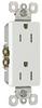 Pass & Seymour® -- TradeMaster Tamper-Resistant Receptacle - 885TRW