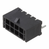 Rectangular Connectors - Headers, Male Pins -- 732-4918-5-ND
