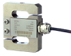 Model 151 S-Beam Load Cell, 2000 N Range, -10°C to 40°C [14°F to 104°F] Temperature Compensation, Unamplifed, Integral Cable (PVC) 1,5 m [4.92 ft] Electrical Termination, 10 point -- 060-P665-01