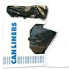 CORELESS RL LINER 40X46 MED PERFERATED BLA 10/25 -- BWK 4046M - Image