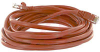 Cable, Patch; 14 ft.; 24 AWG; Unshielded Twisted Pair; Booted; Red; UL Listed -- 70081253 - Image