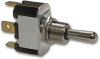 Carling Technologies 2FC53-78 TABS Toggle Switch Sealed Metal, 15A, SPDT, On-Off-On -- 44257 - Image