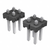 Rectangular Connectors - Headers, Male Pins -- MTLW-105-05-T-D-185-ND -Image