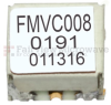 VCO (Voltage Controlled Oscillator) 0.175 inch SMT (Surface Mount), Frequency of 3.12 GHz to 3.92 GHz, Phase Noise -87 dBc/Hz -- FMVC008 - Image