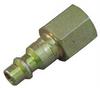 Coupler Plug,SS,1/4 -- 31C983 - Image