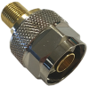 N-Male to F-Female Adapter -- TS-7809 - Image