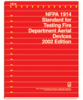 NFPA 1914: Standard for Testing Fire Department Aerial Devices