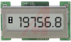 Hour Meter, LCD, chrome, 1.2W x .6H, 8-28 VDC, DC, 6 digit -- 70000910 - Image
