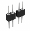 Rectangular Connectors - Headers, Male Pins -- 350-80-105-00-019101-ND -Image