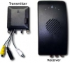 4 Channel Video and Audio Transmitter and Receiver