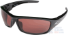 Edge Reclus Safety Glasses with Black Frame and Copper Lens -- SR115