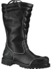 Structural Fire Boots,Mens,9-1/2M,1PR -- 9XX16