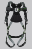 Miller Revolution Harnesses - Quick-connect buckle legs > UOM - Each -- RDT-QC/UBK -- View Larger Image