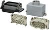 Rectangular connector kit ILME MNLS-10IV25