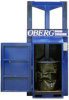 Oberg D-60 Drum Crusher -- OBED60