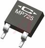 Resistor;Thick Film;Res 5 Ohms;Pwr-Rtg 25 W;Tol 1%;SMT;D-Pak -- 70089412