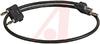 Banana Plug; Beryllium Copper; Black; 24 in. -- 70188516
