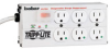 Isobar Hospital Surge Protector with 6 Hospital-Grade Outlets and All-Metal Housing -- ISOBAR6ULTRAHG