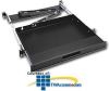 Middle Atlantic Keyboard Sliding Shelf -- KB-SS