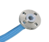 Flare Seal Polypropylene - PTFE Braided Hose - Convo