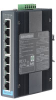 8-port Gigabit Unmanaged Industrial Ethernet Switch -- EKI-2728-BE