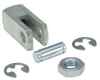 Rod Clevis with Pin,1-1/16 In.,Aluminum -- 5VKW2