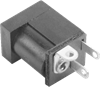 2.0 mm Center Pin DC Jack -- PJ-006A