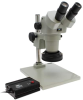Microscope, Stereo Zoom (Binocular) -- 243-26800B-373-4-ND -Image
