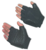 Lycra(R) Glove Liner with Shock Absorbing Pad, Small -- 616314-10347