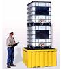 UltraTech IBC Spill Pallet (w/ drain) -- UTI-1058