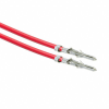 Jumper Wires, Pre-Crimped Leads -- 0002062101-10-R4-D-ND -Image