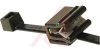 Cable Tie & Edge Clip,50lb,7.9in,EC4B Panel Thickness .04in-.12in, PA66UV, HIRHS -- 70163480 -- View Larger Image