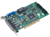 100 kS/s, 12-bit, 16-ch Universal PCI Multifunction Card with High Gain -- PCI-1718HGU