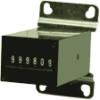 Non-Reset Electromechanical Counter, KE610 Series -- KE610DC6 -Image