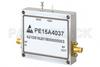2 Watt Psat, 500 MHz to 6 GHz, Medium Power Broadband Amplifier, 24 dB Gain, SMA -- PE15A4037 -Image