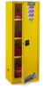 JUSTRITE Sure-Grip EX Slimline Flam. Liq. Safety Cabinets -- 4614709