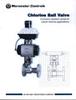 CL Series Chlorine Ball Valve - Image