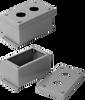 30mm Push Button Lift Cover -- PB35-1-30 - Image