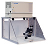 Fume Hood with Microscope Cut-Out, 110 VAC -- GO-33705-02