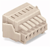 Female connector -- 734-105/037-047